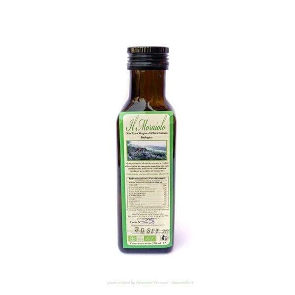 Olio DOP Spoleto, bottiglia da 250 ml