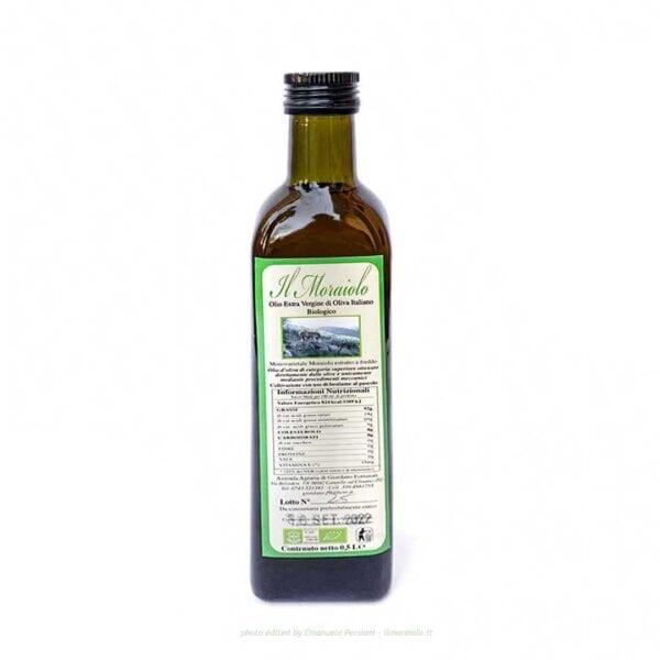 Olio Bio Spoleto, bottiglia da 0.5l